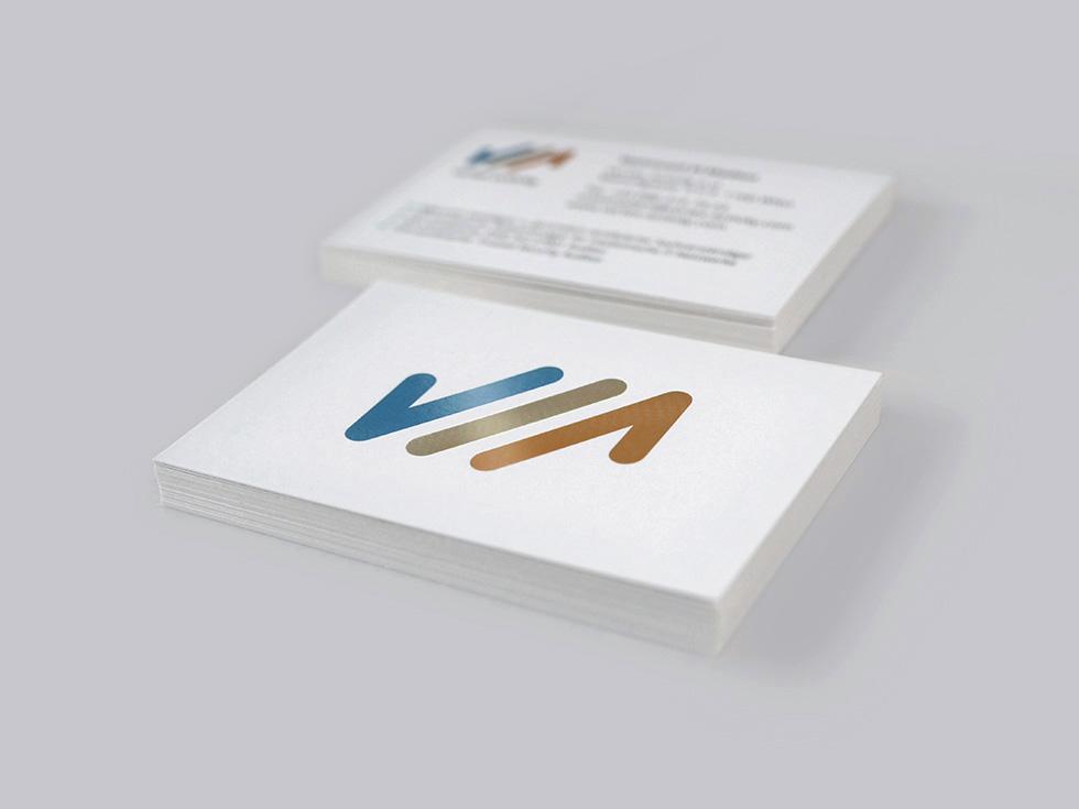 Vertex Activity Business Cards